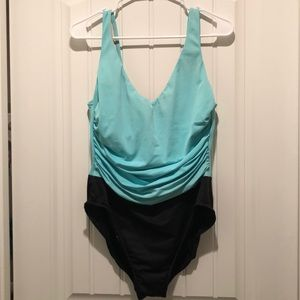 MiracleSuit swimsuit size 16w